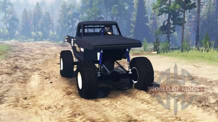 Ford F-100 1970 TTC for Spin Tires