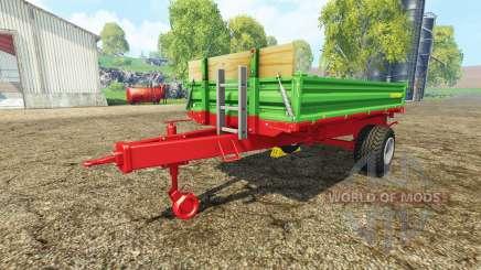 Strautmann SEK 802 for Farming Simulator 2015