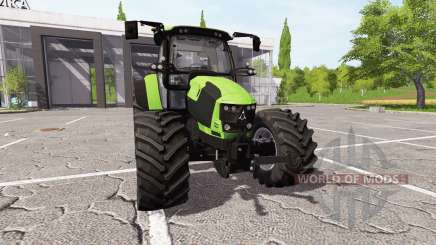 Deutz-Fahr 5130 TTV v1.5.9 for Farming Simulator 2017