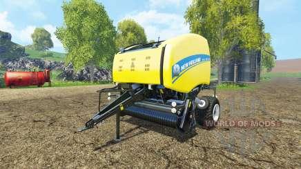 New Holland Roll-Belt 150 v1.02 for Farming Simulator 2015