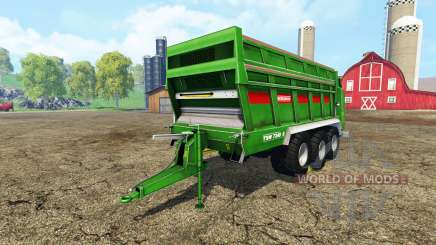 BERGMANN TSW 7340 S for Farming Simulator 2015