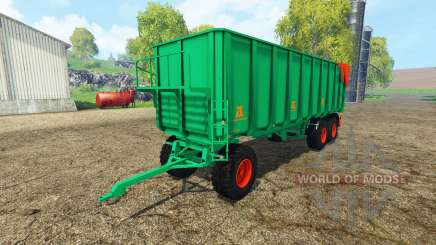 Aguas-Tenias GRAT28 for Farming Simulator 2015