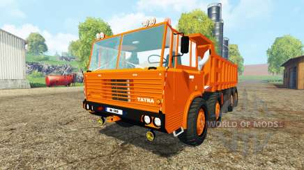 Tatra 813 S1 8x8 v2.0 for Farming Simulator 2015