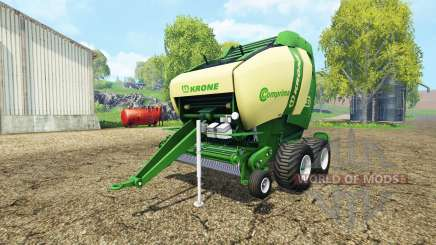 Krone Comprima V180 XC for Farming Simulator 2015
