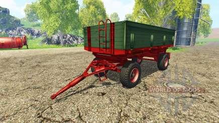 Krone Emsland v2.3 for Farming Simulator 2015