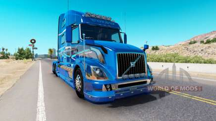 Volvo VNL 780 v3.0 for American Truck Simulator