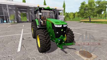 John Deere 7280R for Farming Simulator 2017