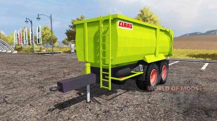 CLAAS tipper trailer for Farming Simulator 2013