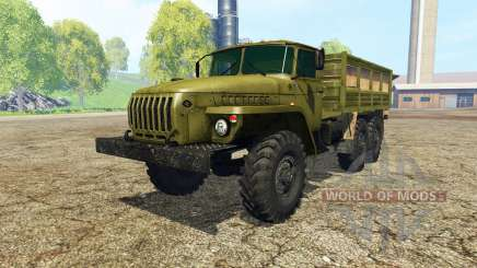 Ural 4320 for Farming Simulator 2015