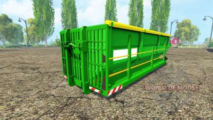 Uberlade Container for Farming Simulator 2015