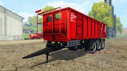 Ponthieux P24A red for Farming Simulator 2015