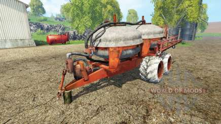 PZHU 9 for Farming Simulator 2015