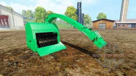 Tree chopper v0.9 for Farming Simulator 2015