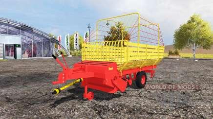 Bautz forage trailer for Farming Simulator 2013