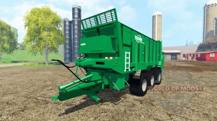 Tebbe HS320 for Farming Simulator 2015