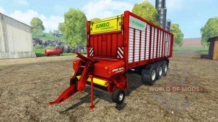 POTTINGER Jumbo 10010 v2.0 for Farming Simulator 2015