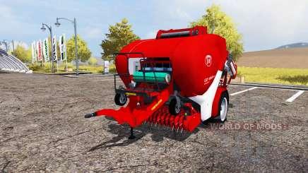 Lely Welger RPC 445 Tornado v2.1 for Farming Simulator 2013