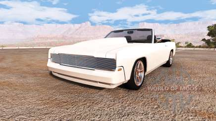 Gavril Barstow convertible v1.3 for BeamNG Drive