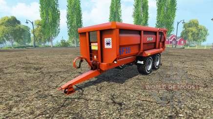 Richard Weston SF10 for Farming Simulator 2015