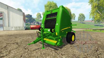 John Deere 864 Premium v3.0 for Farming Simulator 2015