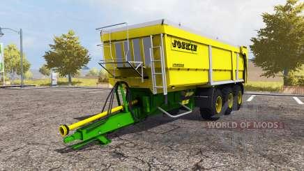 JOSKIN Trans-Space 8000-23 for Farming Simulator 2013