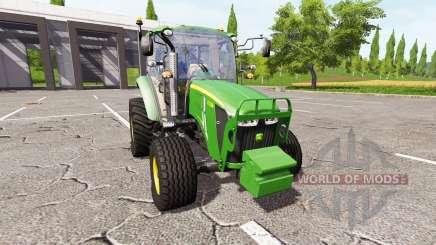 John Deere 5125M for Farming Simulator 2017
