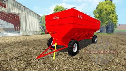 Jan Tanker 20000 for Farming Simulator 2015
