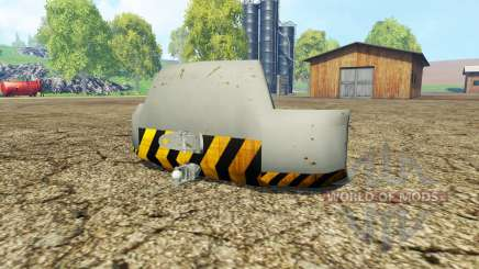 Weight Liebherr for Farming Simulator 2015