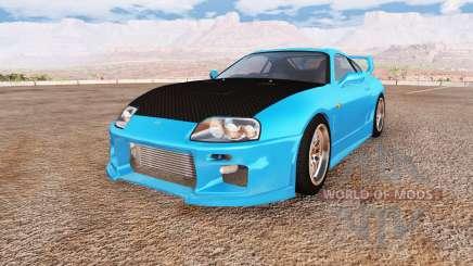 Toyota Supra for BeamNG Drive
