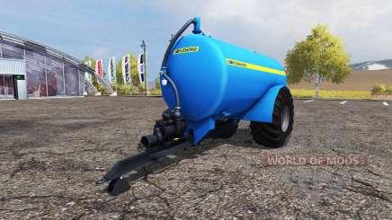 Fleming ST2000 for Farming Simulator 2013