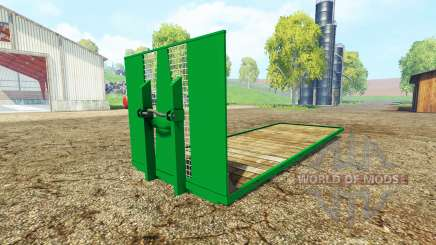 ITRunner plateau for Farming Simulator 2015