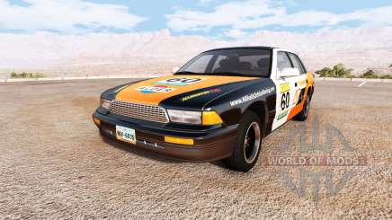 Gavril Grand Marshall racing custom v0.6.6 for BeamNG Drive