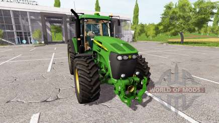 John Deere 7820 for Farming Simulator 2017
