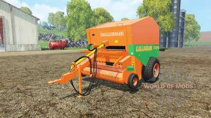 Gallignani 9250 SL for Farming Simulator 2015