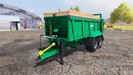 Tebbe HS 180 for Farming Simulator 2013
