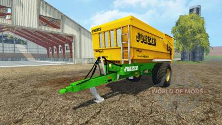 JOSKIN Trans-CAP 5000-14 for Farming Simulator 2015