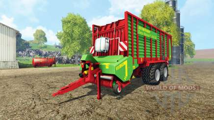 Strautmann Tera-Vitesse CFS 4601 DO v1.1 for Farming Simulator 2015