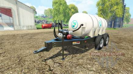 Lizard Fertilizer Trailer for Farming Simulator 2015