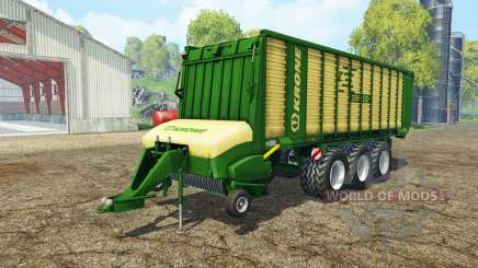 Krone ZX 550 GD for Farming Simulator 2015