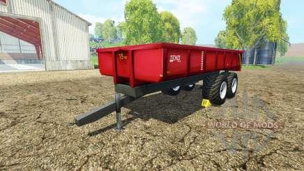 Teko 15T v1.05 for Farming Simulator 2015