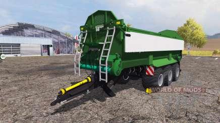 Krampe Bandit 800 v2.1 for Farming Simulator 2013