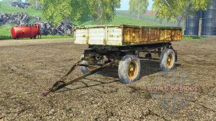 Autosan D47 for Farming Simulator 2015