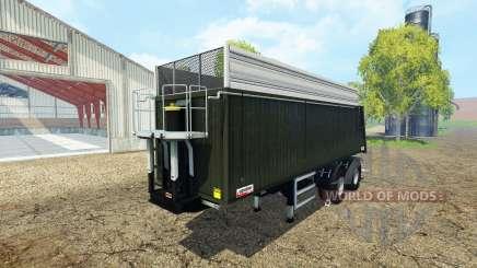 Kroger SMK 34 silage edition for Farming Simulator 2015