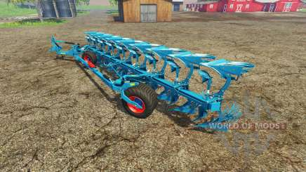 Lemken Diamant 12 for Farming Simulator 2015