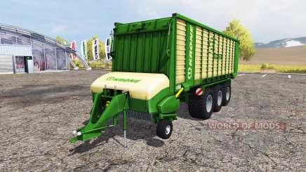 Krone ZX 550 GD for Farming Simulator 2013