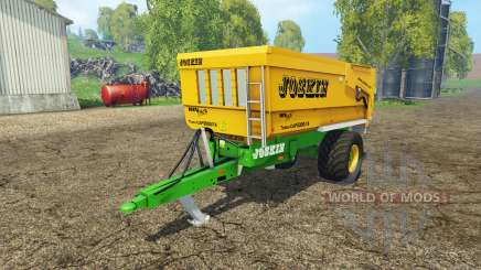 JOSKIN Trans-CAP 5000-14 v1.1 for Farming Simulator 2015