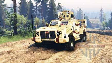 Oshkosh JLTV v2.0 for Spin Tires