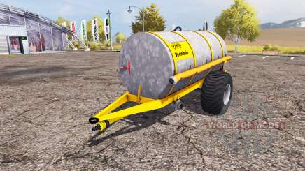 Veenhuis slurry tanker v1.1 for Farming Simulator 2013