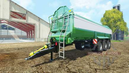 Krampe Bandit 980 green v2.0 for Farming Simulator 2015