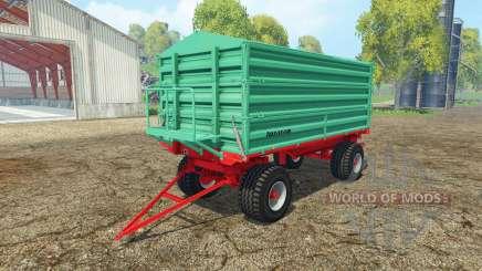 Lomma ZDK 1802 for Farming Simulator 2015